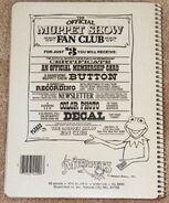 Stuart hall 1978 muppet notebook 2