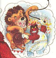 Lion Tamer Frazzle