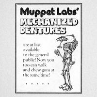 Muppet Labs Mechanized Dentures