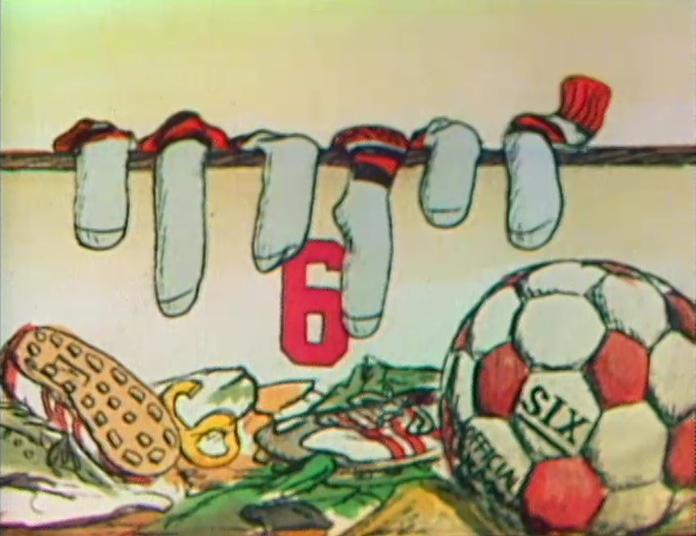 Six Soccer Socks