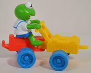 Mcdonalds canada muppet babies premium 9