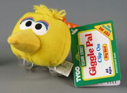 Tyco giggle pal clip on big bird