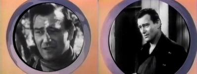 John Wayne Muppet Babies