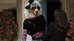 Much Ado David Tennant dressed as Miss Piggy.jpg