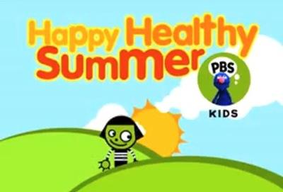 Happy Healthy Summer