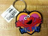 Sesame Street keychains (Applause)