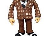 Newsman Action Figure