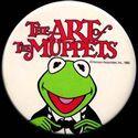 Button art muppets