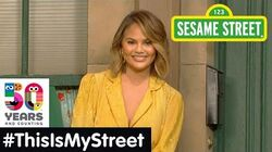 Sesame Street Memory Chrissy Teigen ThisIsMyStreet