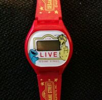 Vintage-Collectible-Sesame-Street-Live-Watch- 57