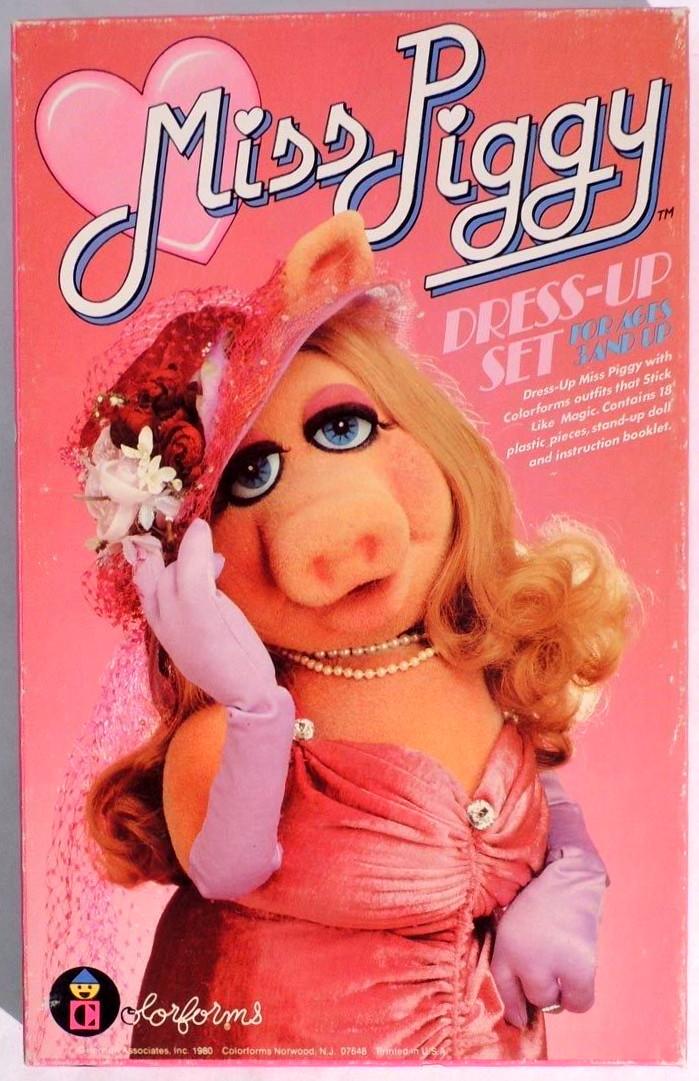 Miss Piggy Dress-Up Set