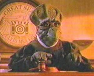 Judge D. X. Machina