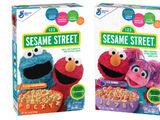 Sesame Street Cereal