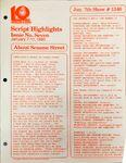 CTW Archives UMD Script Highlights Season 11-12 1346