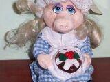 The Muppet Christmas Carol plush