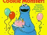 Happy Birthday, Cookie Monster!