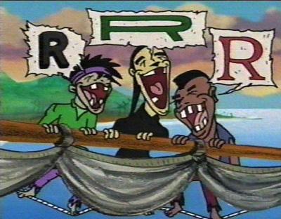 """Pirates """"R"""""""