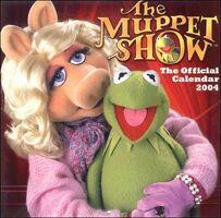The Muppet Show: The Official Calendar 2004