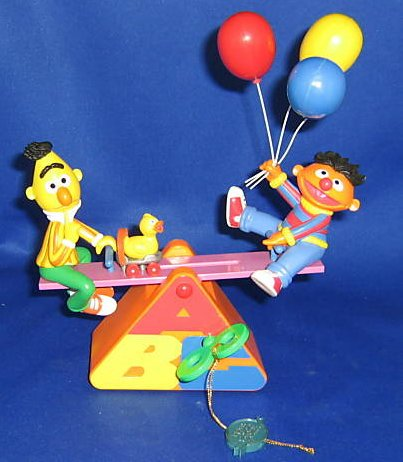 Sesame Street music boxes (Enesco)