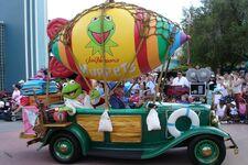 Disney's Stars and Motor Cars Parade