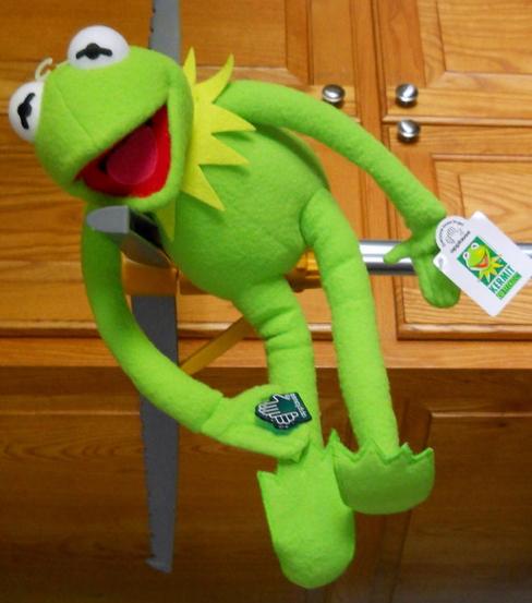 Muppet plush (Applause)