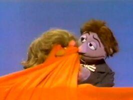 Kiss-Tablecloth