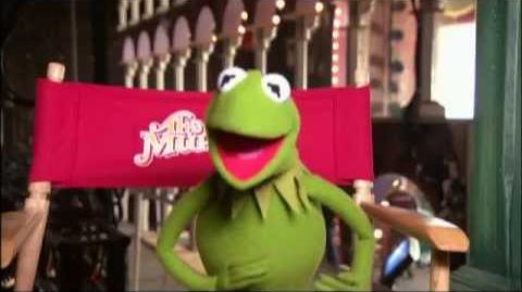 """Disney's """"The Muppets"""" - Kermit the Frog Interview"""