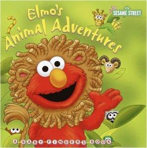 Elmo's Animal Adventures (book)