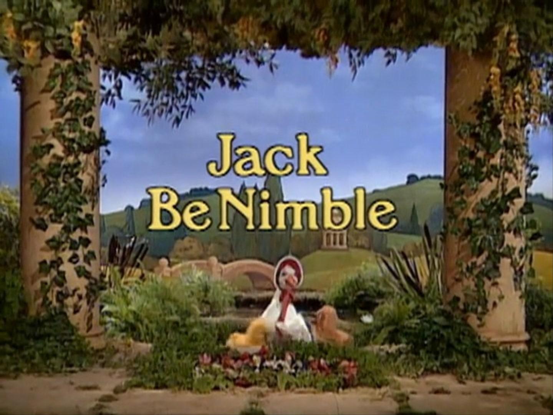 Episode 23: Jack Be Nimble