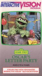 Oscar's Letter Party