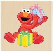Stampabilities presents for elmo