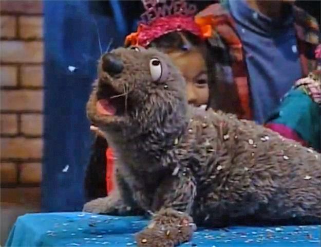 Wolfgang the Seal