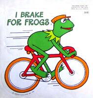 Bike decal