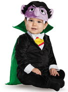 Disguise 2016 deluxe infant count
