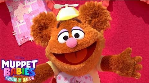 Fozzie Show and Tell