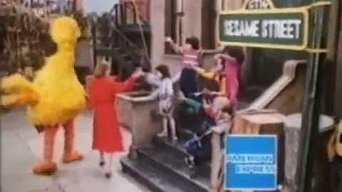 Sesame Street characters in advertising