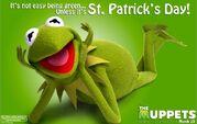 Muppets Facebook St Patricks Day 2012
