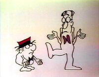 Cartoonleg