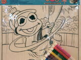 Muppet Babies coloring posters