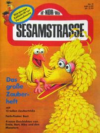 Sesamstrasse magazine nr 11