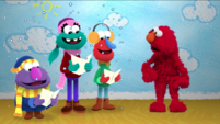 Elmo's World: Winter Holidays