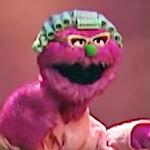 AM Monster- Hot Pink
