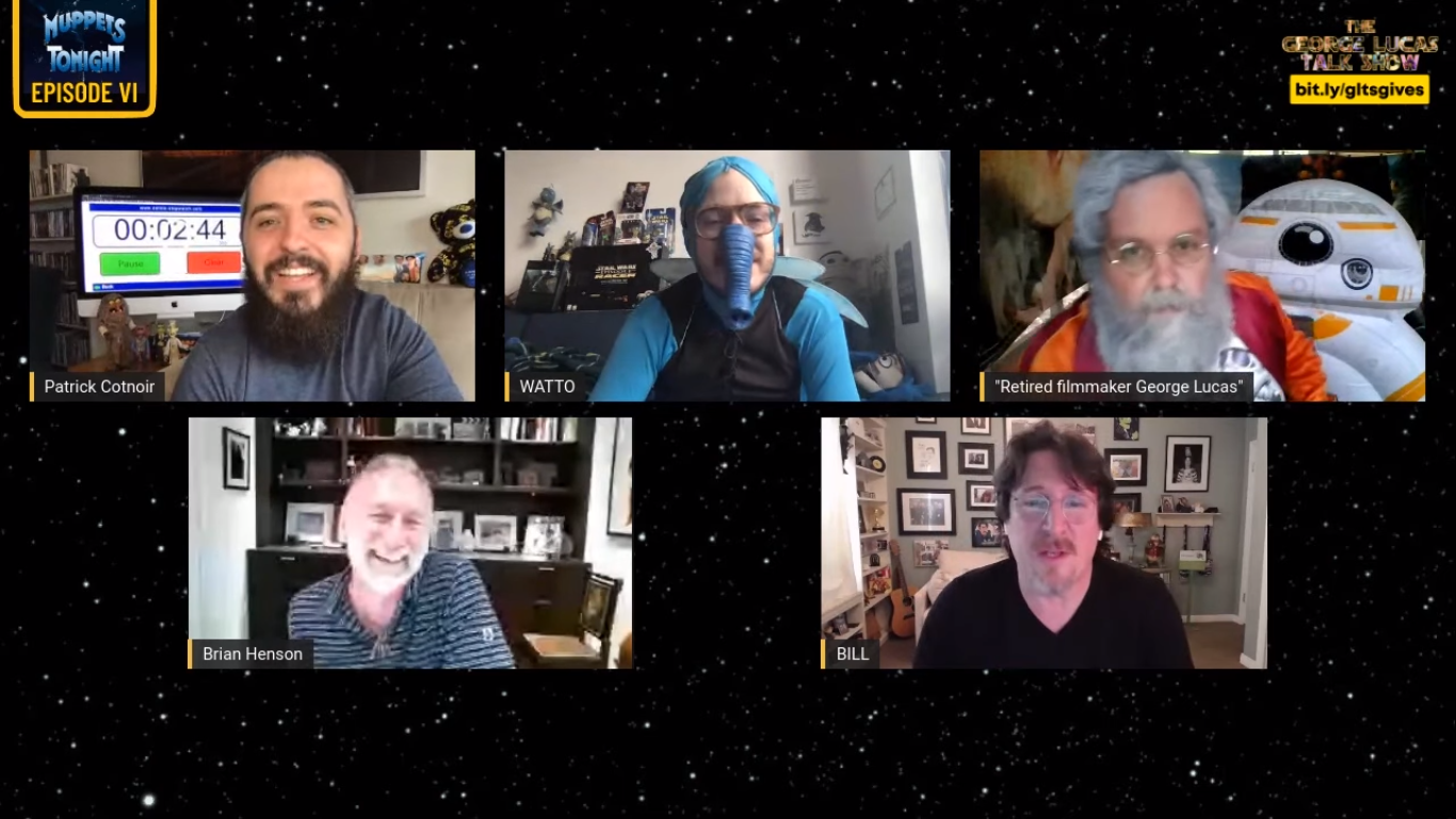 The George Lucas Talk Show