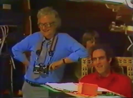 Jerry Juhl & Richard Hunt