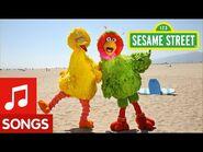 Sesame Street- ABCs En Español with Bird Bird and Abelardo
