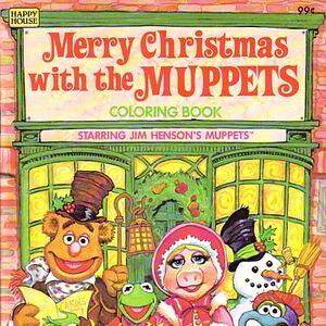 Muppet Coloring Books Muppet Wiki Fandom
