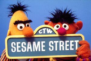 Ernie bert ctw sign.jpg
