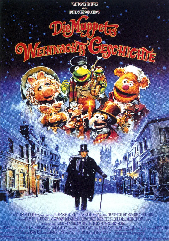 Die Muppets Weihnachtsgeschichte