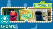 Sesame Street Cookie Monster Plays What's That Snack 1