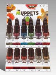 Muppet nail polish 2
